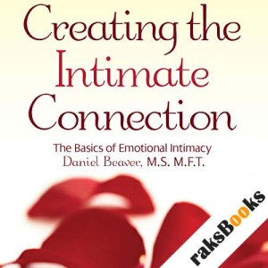 Creating the Intimate Connection audiobook cover art