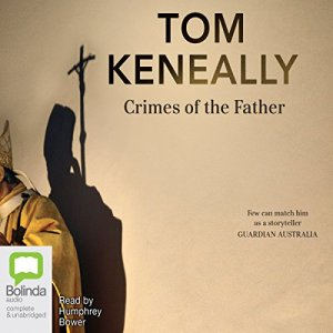 Crimes of the Father audiobook cover art