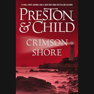 Crimson Shore audiobook cover art