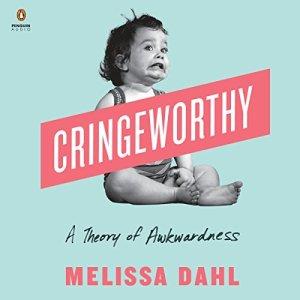 Cringeworthy audiobook cover art
