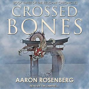 Crossed Bones audiobook cover art