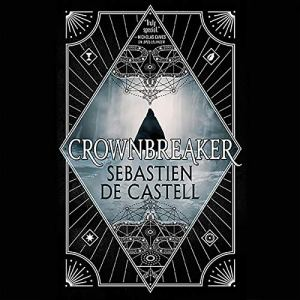 Crownbreaker audiobook cover art