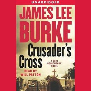 Crusader's Cross audiobook cover art
