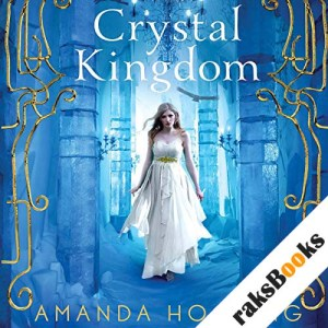 Crystal Kingdom audiobook cover art
