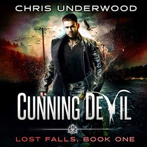 Cunning Devil audiobook cover art