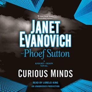Curious Minds audiobook cover art