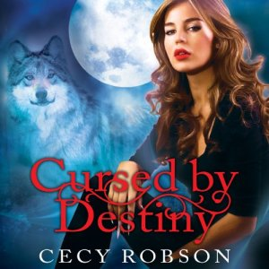 Cursed by Destiny audiobook cover art