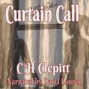 Curtain Call audiobook cover art