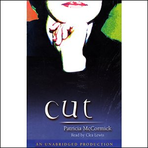 Cut audiobook cover art