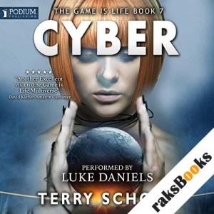 Cyber audiobook cover art
