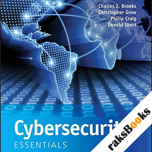 Cybersecurity Essentials audiobook cover art