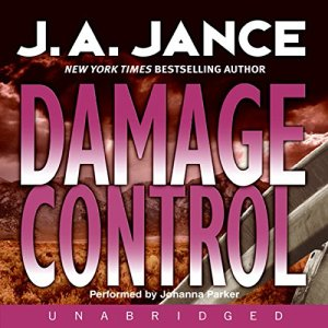 Damage Control audiobook cover art