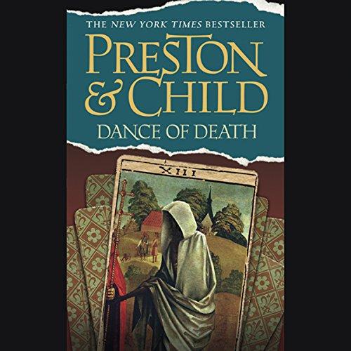 Dance of Death audiobook cover art