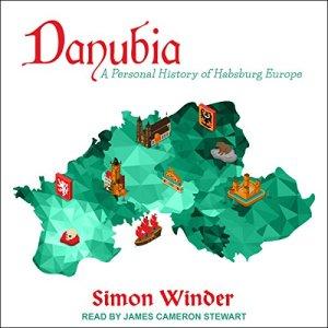 Danubia audiobook cover art