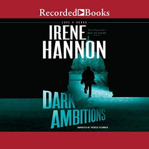 Dark Ambitions audiobook cover art