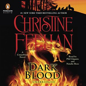 Dark Blood audiobook cover art