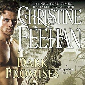 Dark Promises audiobook cover art