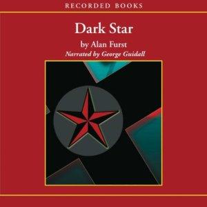 Dark Star audiobook cover art