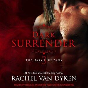 Dark Surrender audiobook cover art