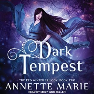 Dark Tempest audiobook cover art