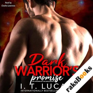 Dark Warrior's Promise audiobook cover art