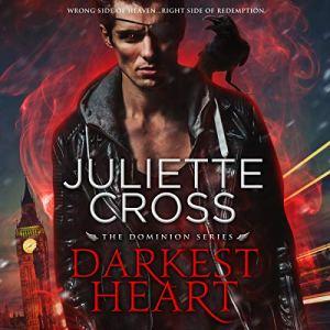 Darkest Heart audiobook cover art