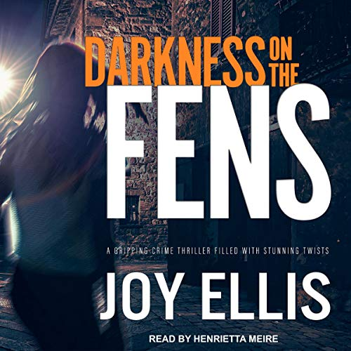 Darkness on the Fens audiobook cover art