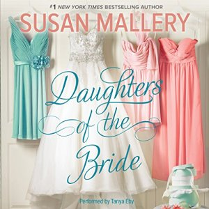 Daughters of the Bride audiobook cover art