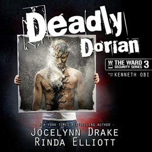 Deadly Dorian audiobook cover art