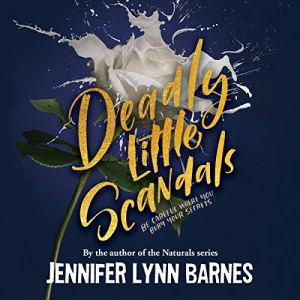 Deadly Little Scandals audiobook cover art