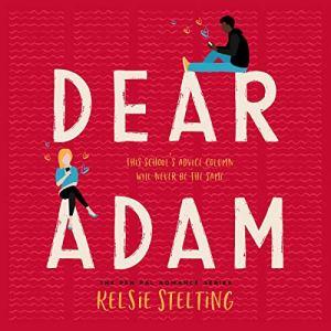 Dear Adam audiobook cover art