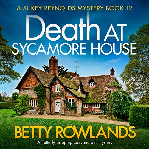 Death at Sycamore House audiobook cover art