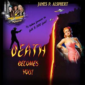 Death Becomes You audiobook cover art