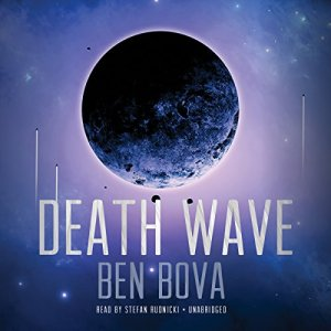 Death Wave audiobook cover art