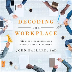 Decoding the Workplace audiobook cover art
