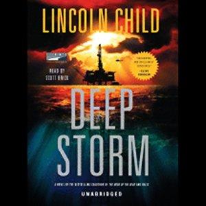 Deep Storm audiobook cover art