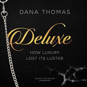 Deluxe audiobook cover art