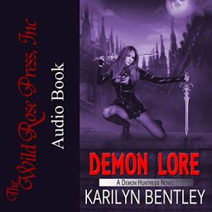 Demon Lore audiobook cover art
