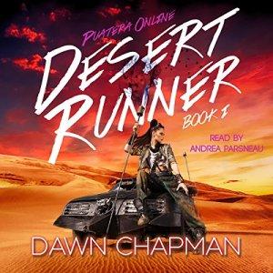Desert Runner audiobook cover art
