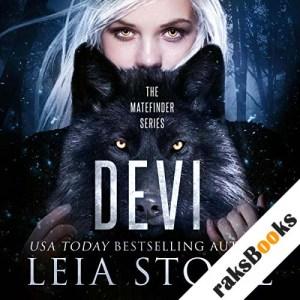 Devi audiobook cover art