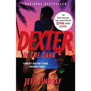 Dexter in the Dark audiobook cover art