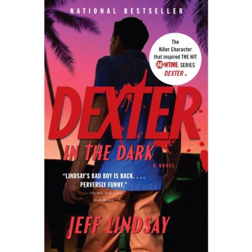 Dexter in the Dark audiobook cover art