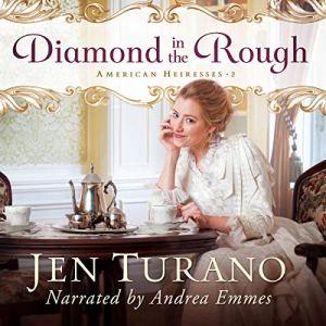 Diamond in the Rough audiobook cover art
