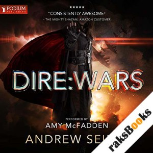 Dire: Wars audiobook cover art