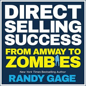 Direct Selling Success audiobook cover art