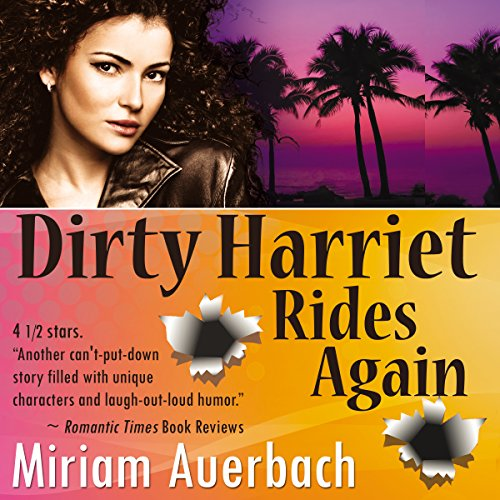 Dirty Harriet Rides Again audiobook cover art