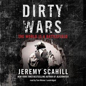 Dirty Wars audiobook cover art