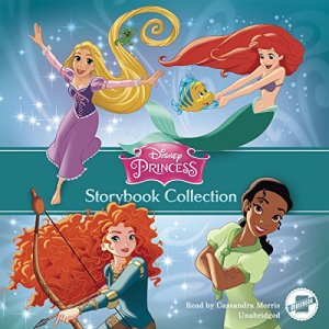 Disney Princess Storybook Collection audiobook cover art