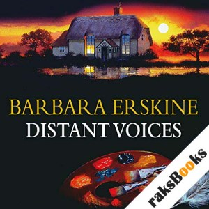 Distant Voices audiobook cover art