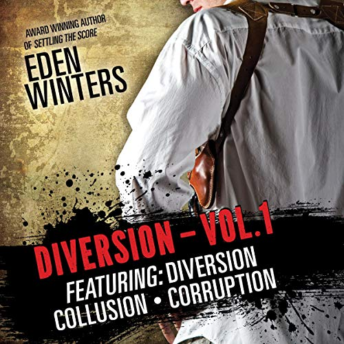 Diversion Box Set Vol. 1 audiobook cover art